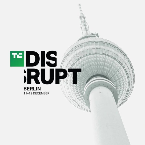 Tech Crunch Berlin 2019